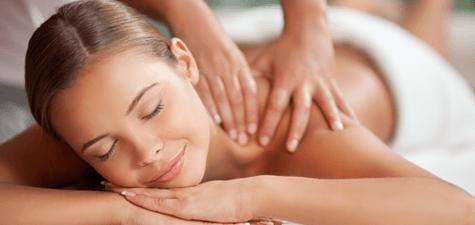 deep stress massage